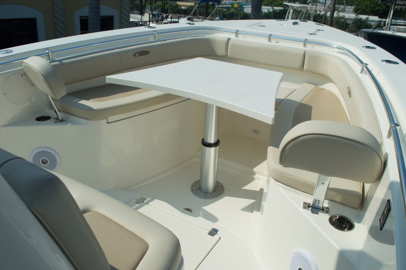Thumbnail 38 for New 2015 Cobia 296 Center Console boat for sale in West Palm Beach, FL
