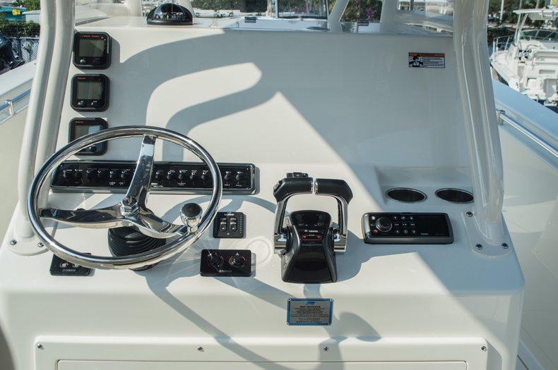 Thumbnail 50 for New 2015 Cobia 296 Center Console boat for sale in West Palm Beach, FL
