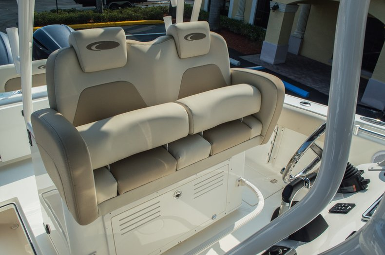 Thumbnail 63 for New 2015 Cobia 296 Center Console boat for sale in West Palm Beach, FL