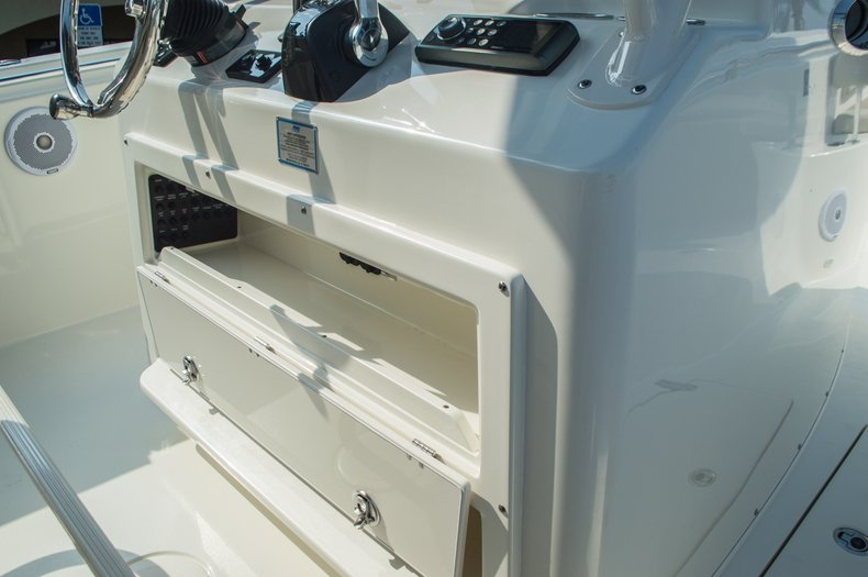 Thumbnail 64 for New 2015 Cobia 296 Center Console boat for sale in West Palm Beach, FL