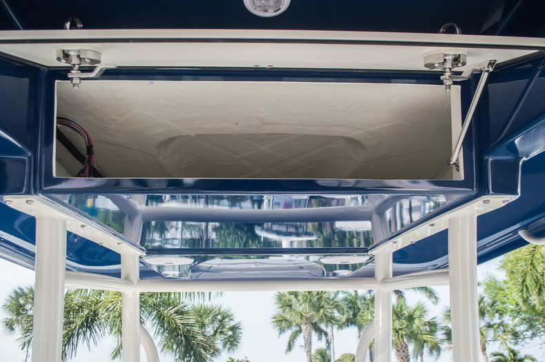 Thumbnail 65 for New 2015 Cobia 296 Center Console boat for sale in West Palm Beach, FL