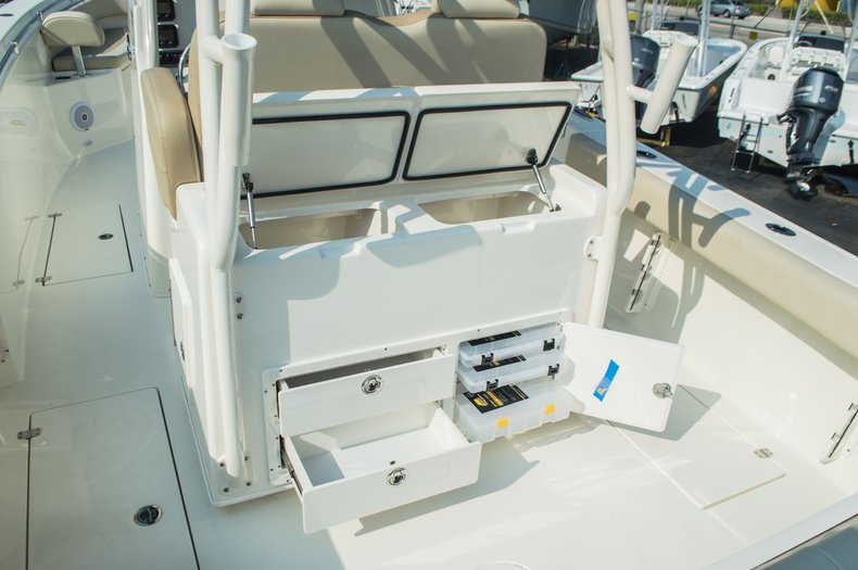 Thumbnail 69 for New 2015 Cobia 296 Center Console boat for sale in West Palm Beach, FL