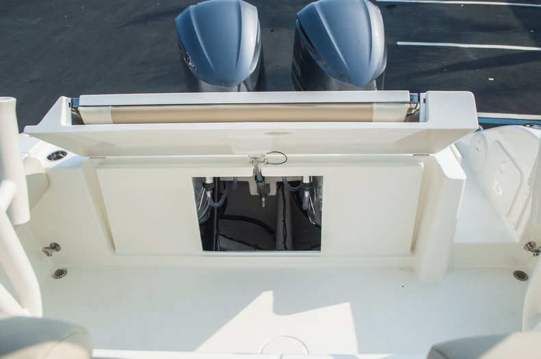 Thumbnail 76 for New 2015 Cobia 296 Center Console boat for sale in West Palm Beach, FL