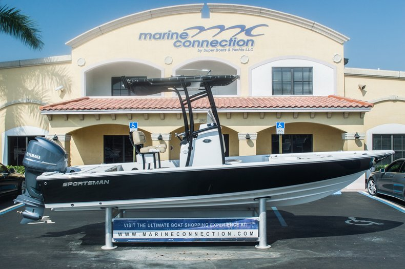 New 2015 Sportsman Tournament 234 Bay boat for sale in West Palm Beach, FL