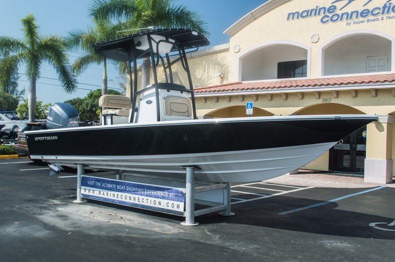 Thumbnail 1 for New 2015 Sportsman Tournament 234 Bay boat for sale in West Palm Beach, FL