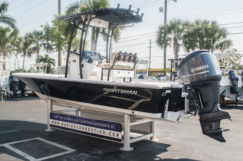 Thumbnail 7 for New 2015 Sportsman Tournament 234 Bay boat for sale in West Palm Beach, FL