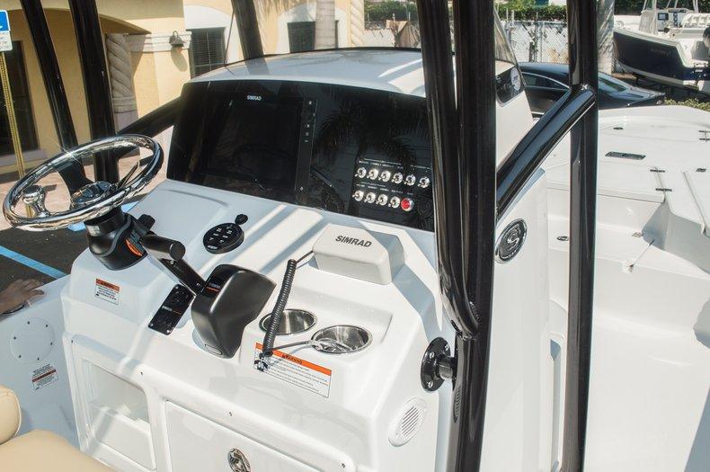 Thumbnail 20 for New 2015 Sportsman Tournament 234 Bay boat for sale in West Palm Beach, FL