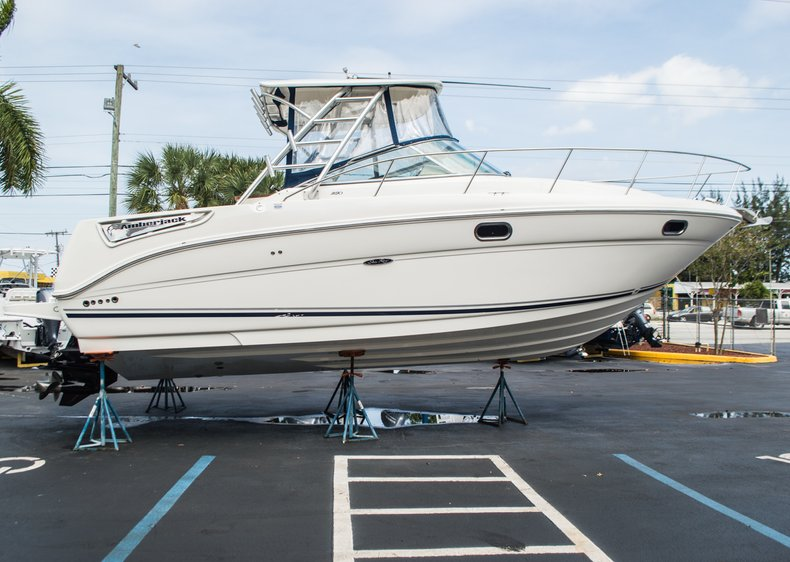 Thumbnail 3 for Used 2008 Sea Ray 290 Amberjack Cruiser boat for sale in West Palm Beach, FL