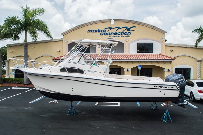 Used 2007 Grady-White 282 Sailfish for sale