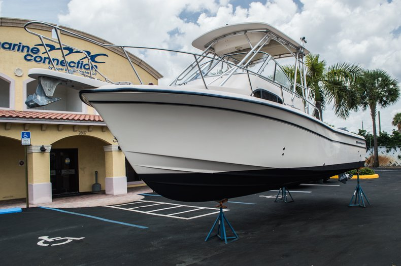 Thumbnail 7 for Used 2007 Grady-White 282 Sailfish boat for sale in West Palm Beach, FL