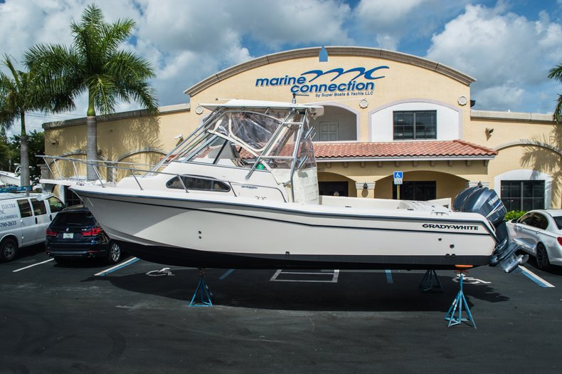 Thumbnail 8 for Used 2007 Grady-White 282 Sailfish boat for sale in West Palm Beach, FL