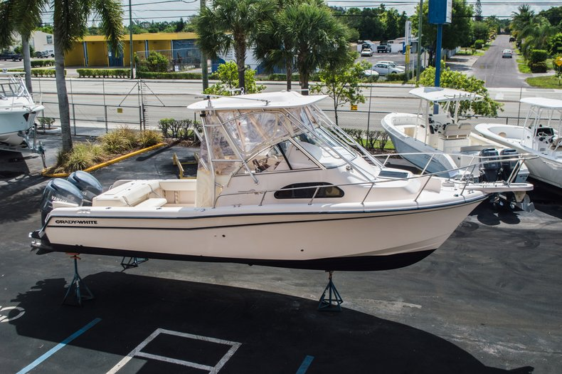 Used 2007 Grady-White 282 Sailfish boat for sale in West