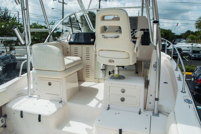 Thumbnail 20 for Used 2007 Grady-White 282 Sailfish boat for sale in West Palm Beach, FL