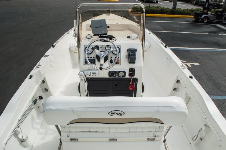 Used 2010 Key West 1720 Sportsman Center Console Boat For