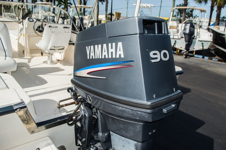 Thumbnail 22 for Used 2006 Key West 172 DC Dual Console boat for sale in West Palm Beach, FL