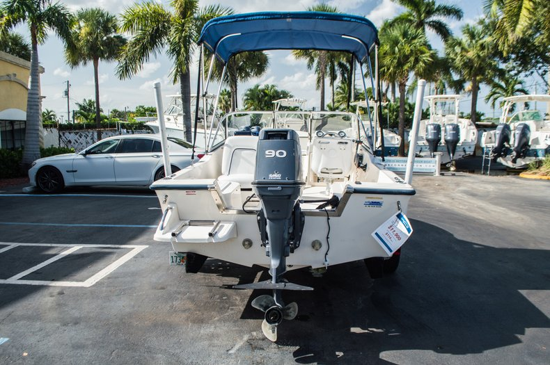 Thumbnail 6 for Used 2006 Key West 172 DC Dual Console boat for sale in West Palm Beach, FL
