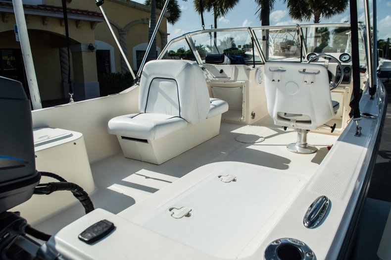 Thumbnail 9 for Used 2006 Key West 172 DC Dual Console boat for sale in West Palm Beach, FL
