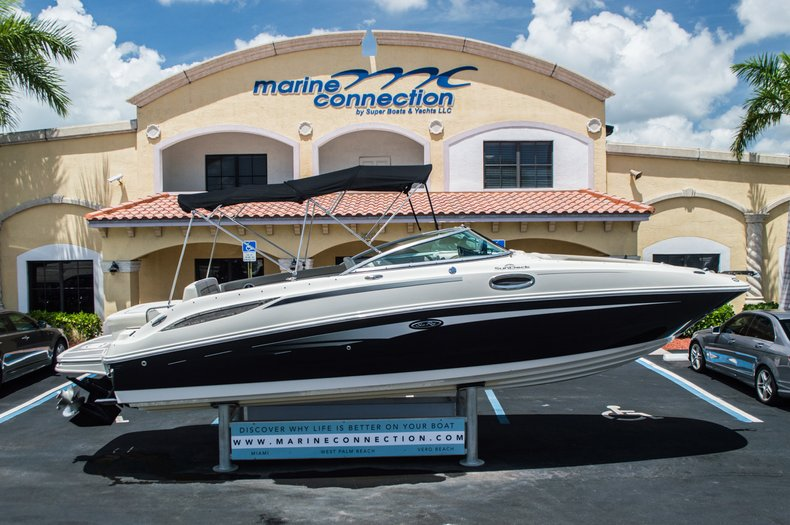 Sold Used Sea Ray boats in West Palm Beach & Vero Beach, FL