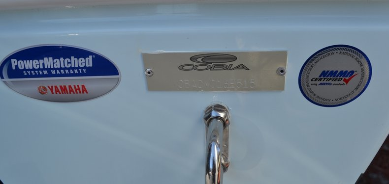 Thumbnail 6 for New 2015 Cobia 277 Center Console boat for sale in West Palm Beach, FL