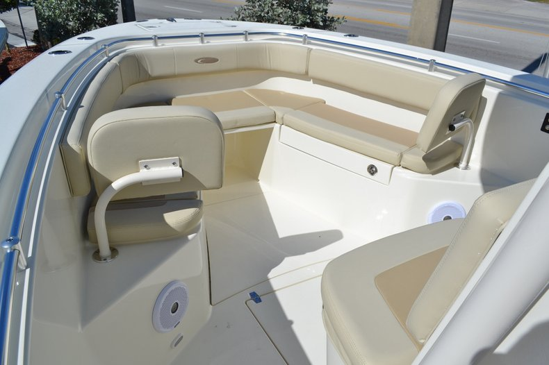 Thumbnail 15 for New 2015 Cobia 277 Center Console boat for sale in West Palm Beach, FL