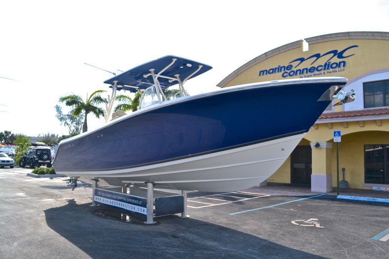 Thumbnail 1 for New 2013 Cobia 296 Center Console boat for sale in West Palm Beach, FL