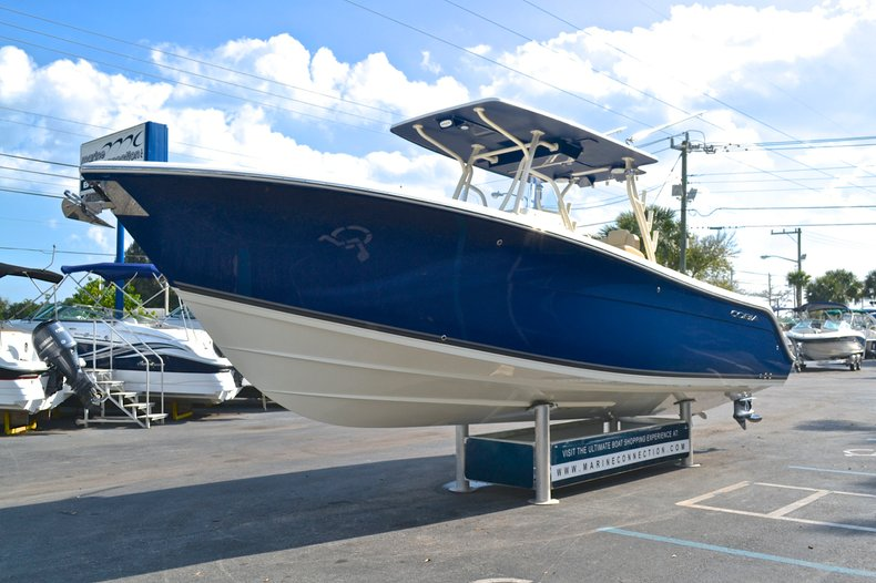 Thumbnail 3 for New 2013 Cobia 296 Center Console boat for sale in West Palm Beach, FL