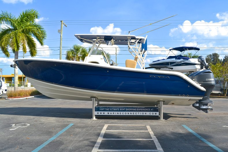 Thumbnail 4 for New 2013 Cobia 296 Center Console boat for sale in West Palm Beach, FL