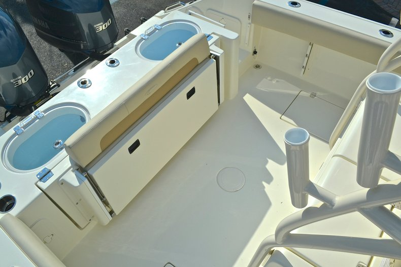 Thumbnail 38 for New 2013 Cobia 296 Center Console boat for sale in West Palm Beach, FL