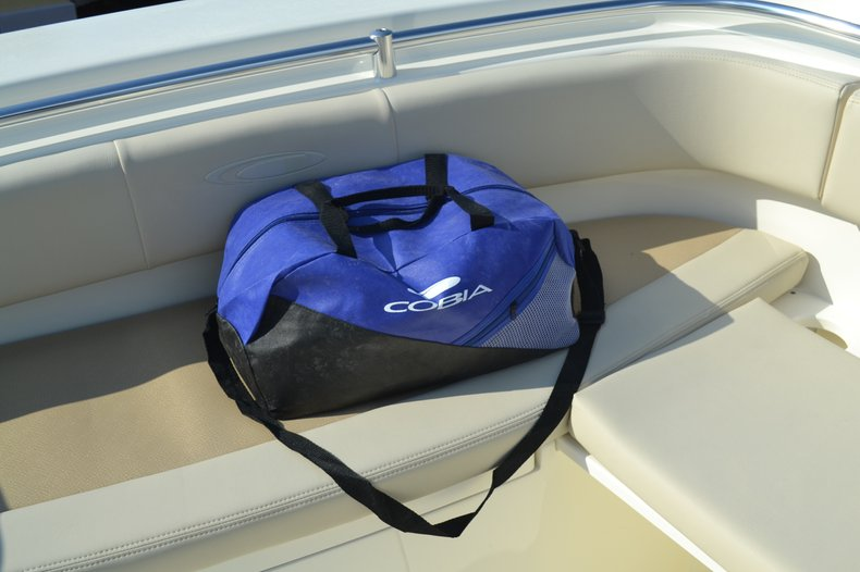 Thumbnail 121 for New 2013 Cobia 296 Center Console boat for sale in West Palm Beach, FL