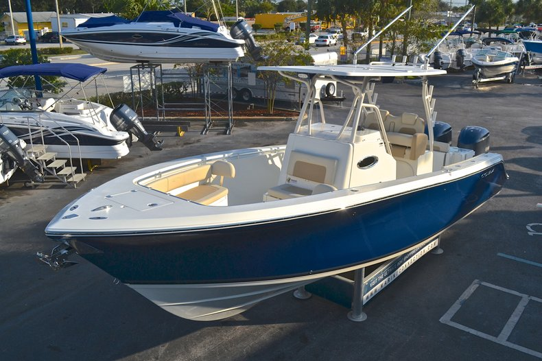 Thumbnail 131 for New 2013 Cobia 296 Center Console boat for sale in West Palm Beach, FL