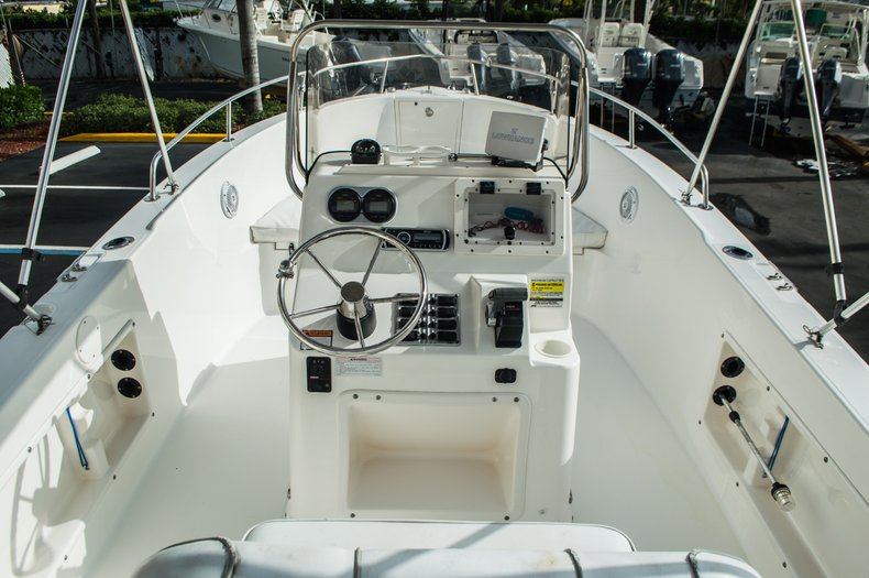 Thumbnail 8 for Used 2004 Cobia 214 Center Console boat for sale in West Palm Beach, FL