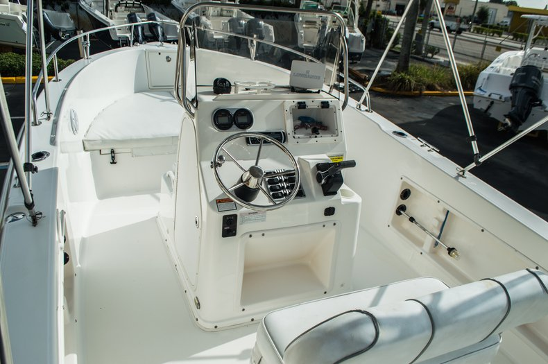 Thumbnail 9 for Used 2004 Cobia 214 Center Console boat for sale in West Palm Beach, FL