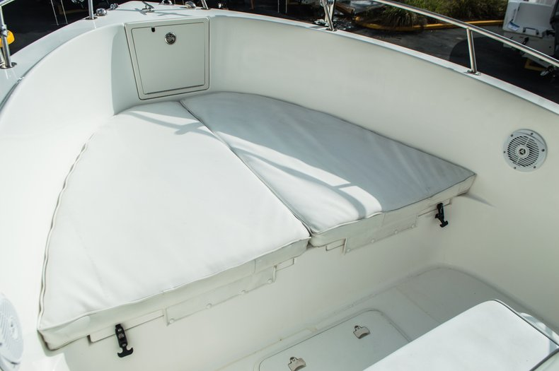 Thumbnail 10 for Used 2004 Cobia 214 Center Console boat for sale in West Palm Beach, FL