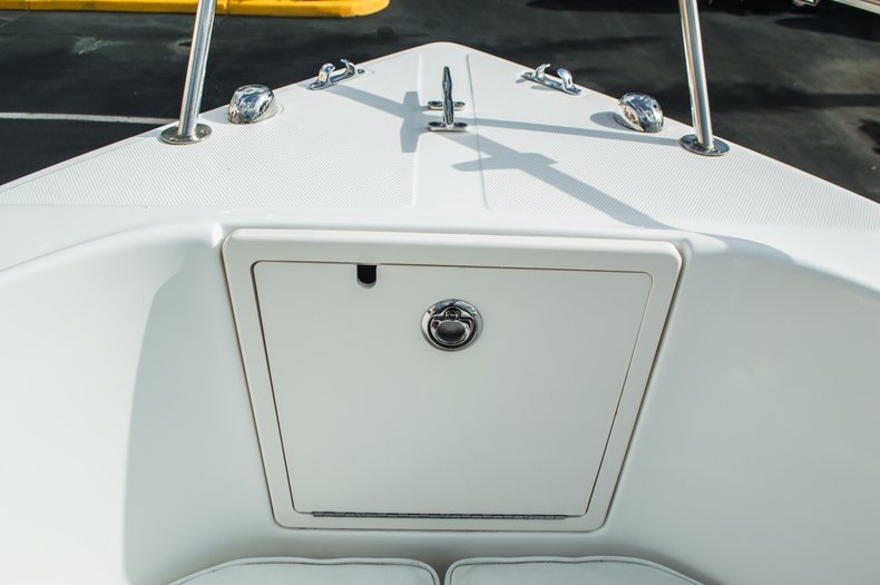 Thumbnail 11 for Used 2004 Cobia 214 Center Console boat for sale in West Palm Beach, FL