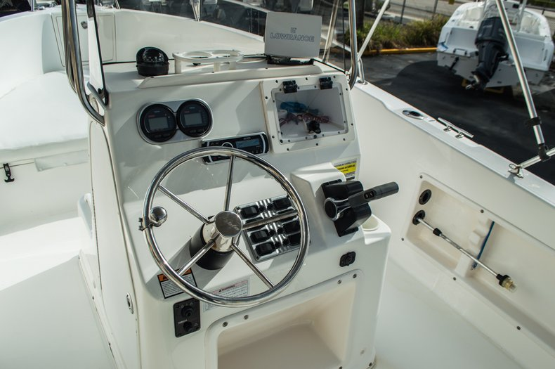 Thumbnail 21 for Used 2004 Cobia 214 Center Console boat for sale in West Palm Beach, FL