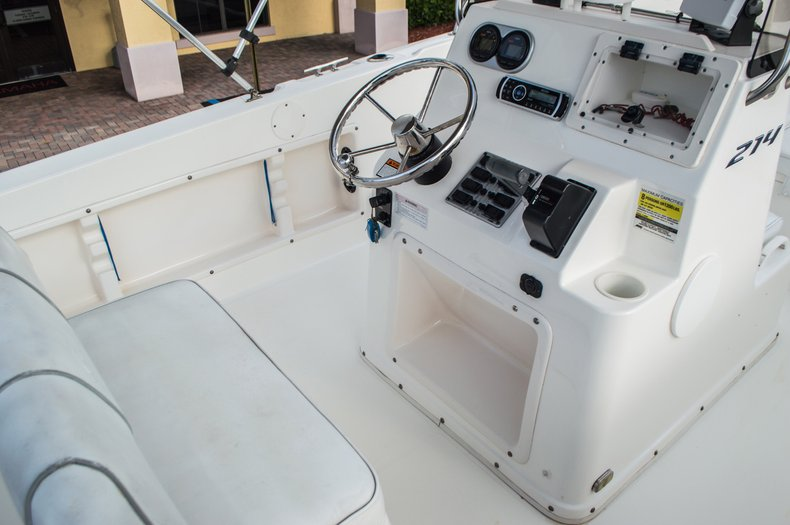 Thumbnail 29 for Used 2004 Cobia 214 Center Console boat for sale in West Palm Beach, FL