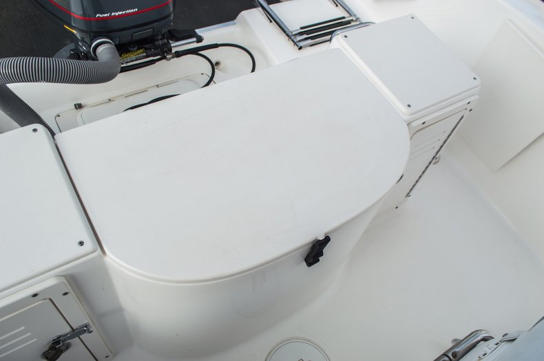 Thumbnail 30 for Used 2004 Cobia 214 Center Console boat for sale in West Palm Beach, FL