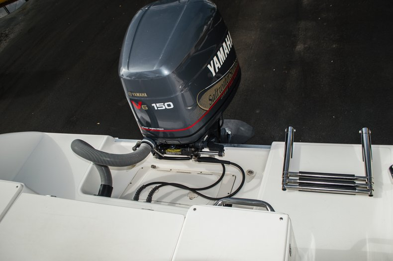 Thumbnail 34 for Used 2004 Cobia 214 Center Console boat for sale in West Palm Beach, FL