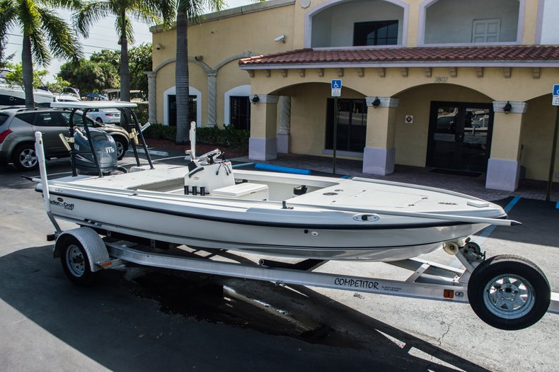 Used 2000 Action Craft 172 Flyfisher Boat For Sale In West