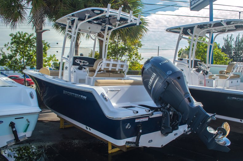 New 2016 Sportsman Heritage 211 Center Console boat for sale in West Palm Beach, FL