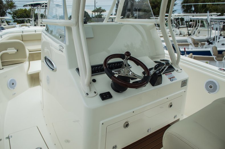 Thumbnail 16 for New 2016 Cobia 296 Center Console boat for sale in West Palm Beach, FL