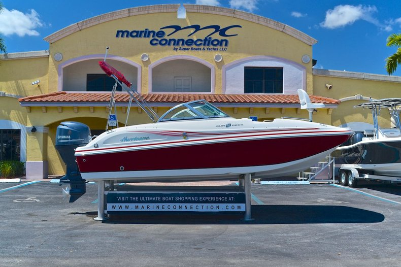 Image 8 for 2013 Hurricane SunDeck SD 187 OB in West Palm Beach, FL