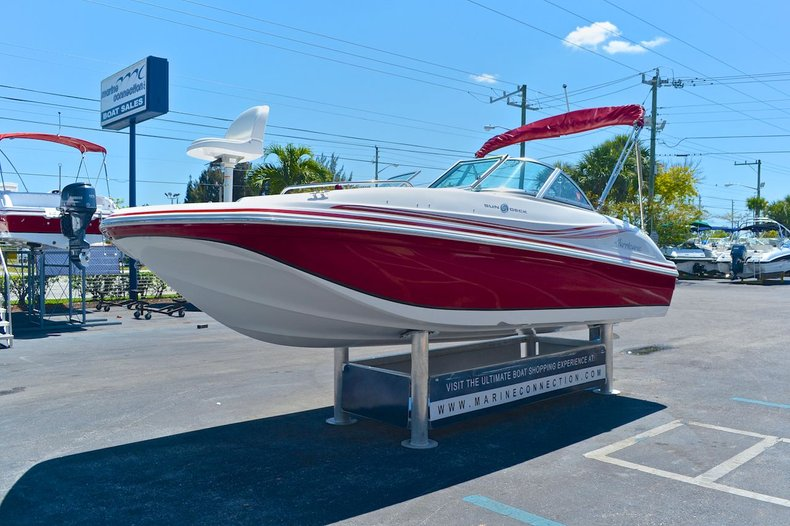 Image 11 for 2013 Hurricane SunDeck SD 187 OB in West Palm Beach, FL