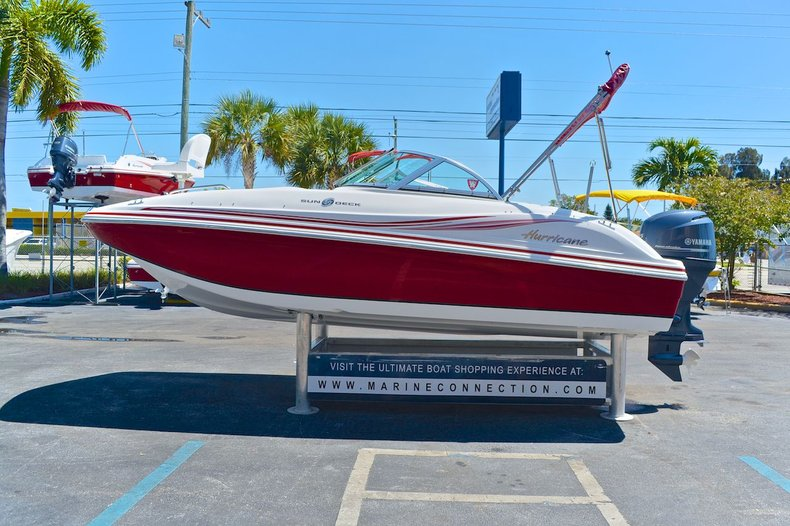 Image 12 for 2013 Hurricane SunDeck SD 187 OB in West Palm Beach, FL