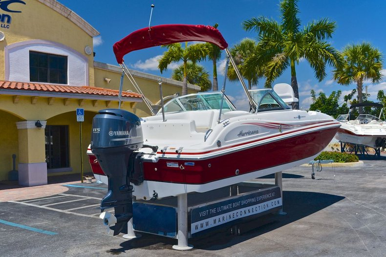 Image 15 for 2013 Hurricane SunDeck SD 187 OB in West Palm Beach, FL