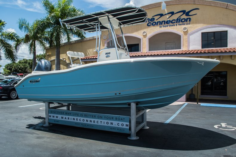 New 2016 Bulls Bay 200 Cc Center Console Boat For Sale In