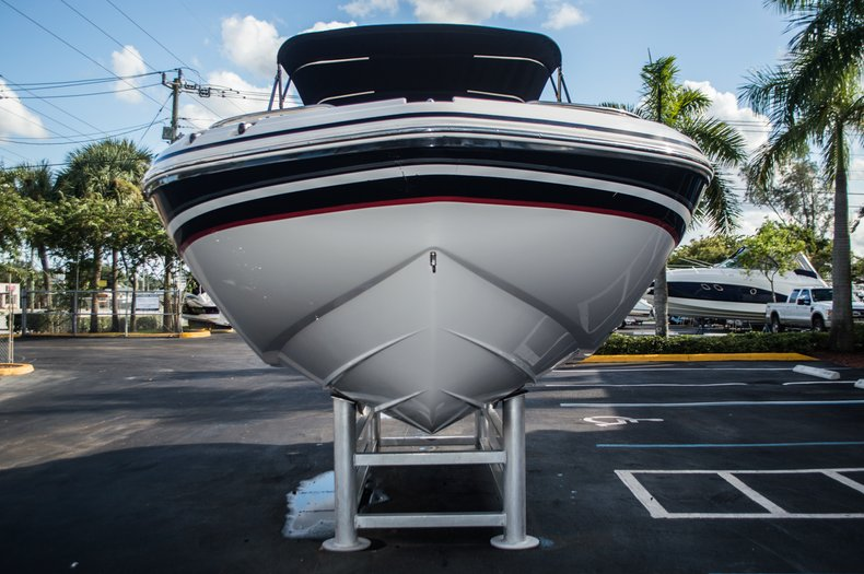 Thumbnail 2 for Used 2014 Hurricane SunDeck SD 2200 DC OB boat for sale in West Palm Beach, FL