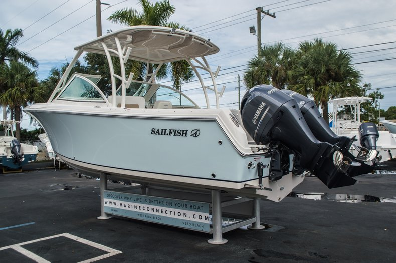 Thumbnail 5 for New 2016 Sailfish 275 Dual Console boat for sale in West Palm Beach, FL