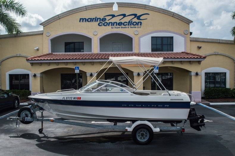 Used 2005 Bayliner 195 Classic boat for sale in West Palm Beach, FL