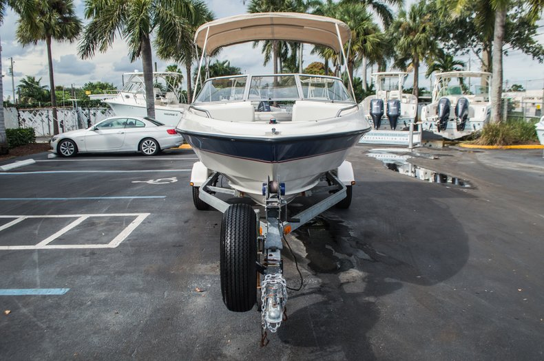 Thumbnail 6 for Used 2005 Bayliner 195 Classic boat for sale in West Palm Beach, FL